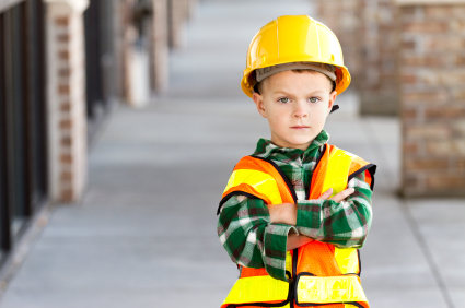 There's a new kid in town – and they promise to keep you safe!
