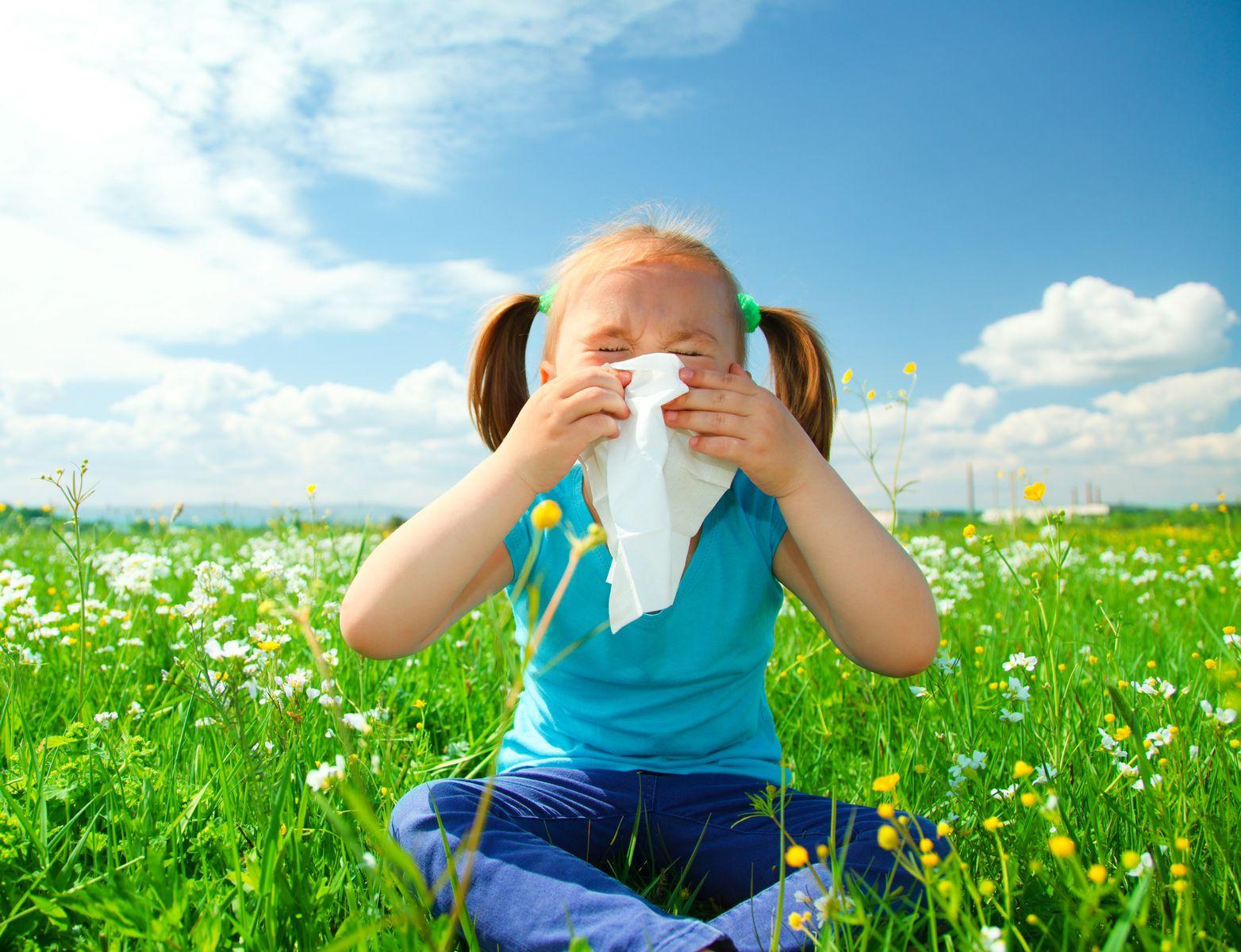 Tis' the season…for allergies