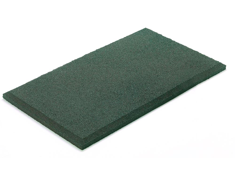 rubberific mat forest green