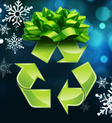'Tis the season…to recycle!