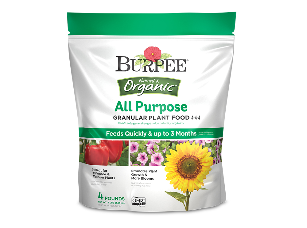 Burpee-All-Purpose