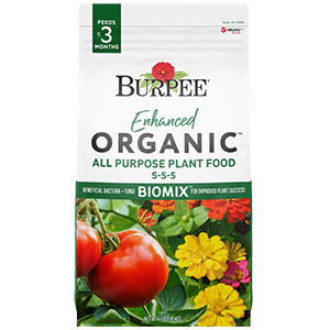 Burpee Enhanced All Purpose Front Crop