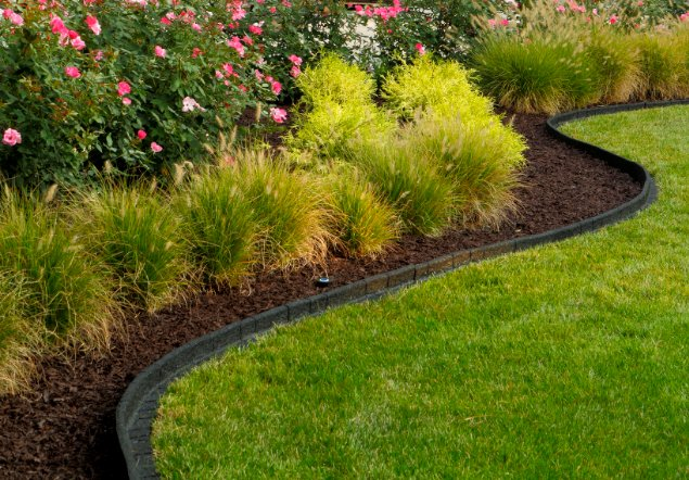 Rubberific Premium Landscape Edging Will Be Sold Nationwide At Loweu0027s  Beginning This Spring.